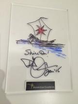 Robert Plant's doodle