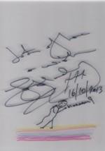 Tony Hadley's Doodle Spandau Ballet