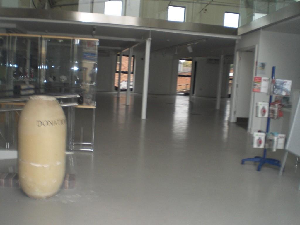 WHC 3.11.16 Inside Museum Space
