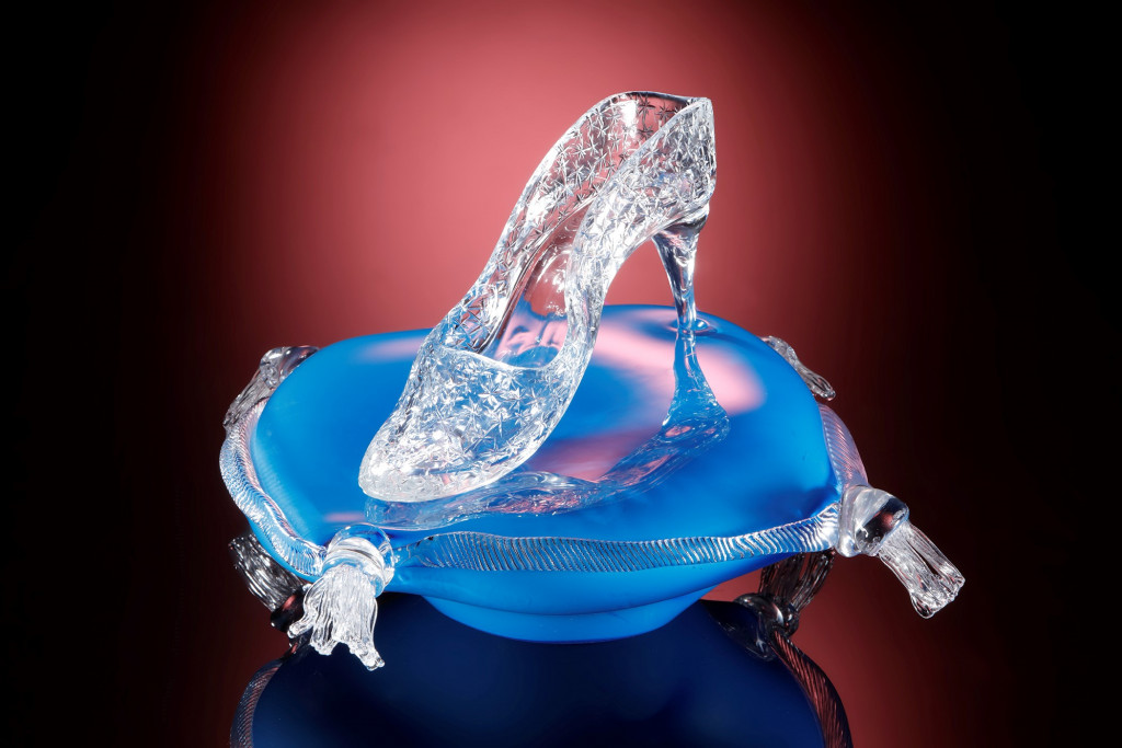 Cinderella Slipper 1